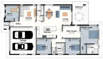 home design floor plans the new york house plan