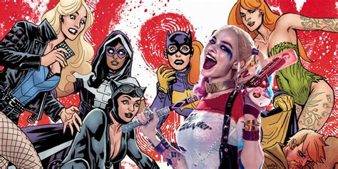 harley quinn a celebration 1401275990 dc s birds of prey movie with harley quinn gets a director