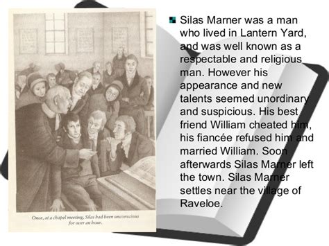 discuss the themes of outsider in silas marner and to silas marner essay silas marner by george eliot silas