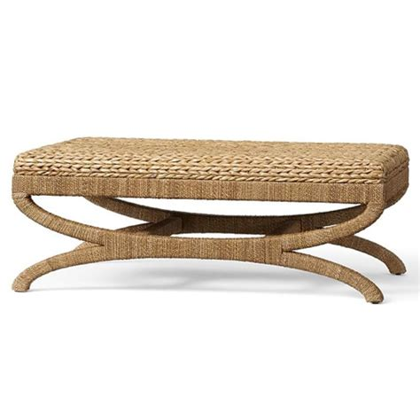 Palecek Soleil Havana Coffee Table Copy Cat Chic Seagrass Coffee Table