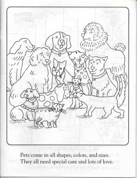 rescue dogs coloring pages adoption animal coloring pages coloring pages