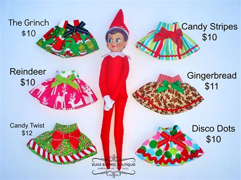 clothes pattern for elf on the shelf elf on the shelf skirts www facebook com