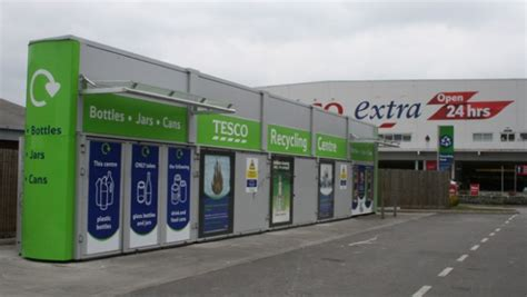 tesco bank locations tesco automated recycling centre locations