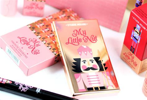 Etude House My Nut Fantastic Color Lucky etude house my nut collection pink box nailderella