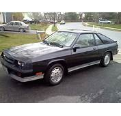 1985 Plymouth Turismo  Information And Photos MOMENTcar