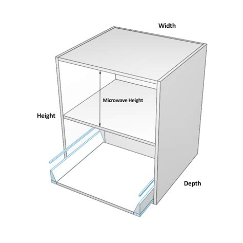 file drawer box dimensions raw mdf appliance cabinet microwave box drawer