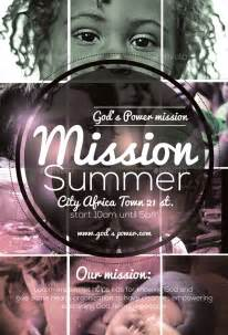 church mission flyer  ferlyn graphicriver