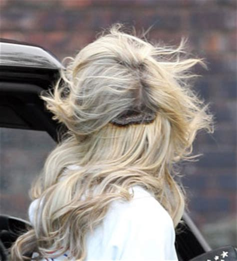 shakira extensions shakira and alex curran get their hair in a mess