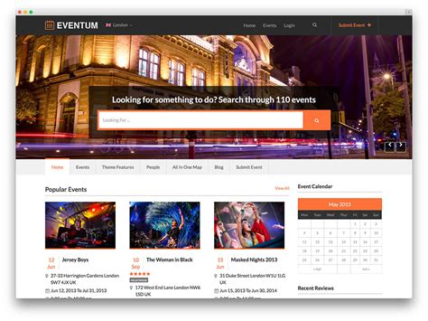 design event website event website design ideas and trends that will put you on top