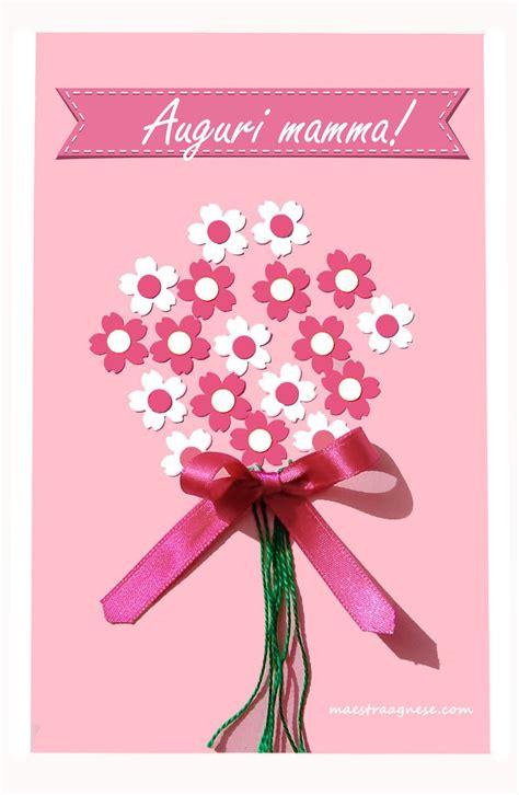 fiori per la festa della mamma lavoretti per la festa della mamma