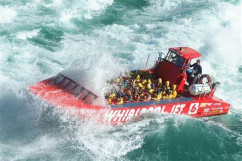 niagara falls jet boat ride ny niagara falls rapids whirlpool jet boat rides