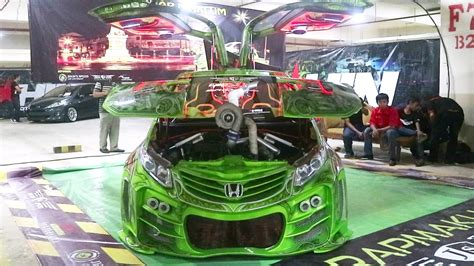 Kontes Mobil Modifikasi by Kumpulan Modifikasi Mobil Yogyakarta 2017 Modifikasi