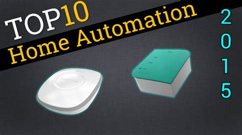 top 10 home automation systems 2015 compare home