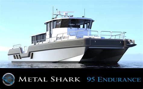 metal shark boats chris allard metal shark aluminum boats acquires shipyard and announces