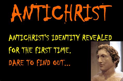 Marvelous Is The Roman Catholic Church The Antichrist #1: ANTICHRIST.jpg