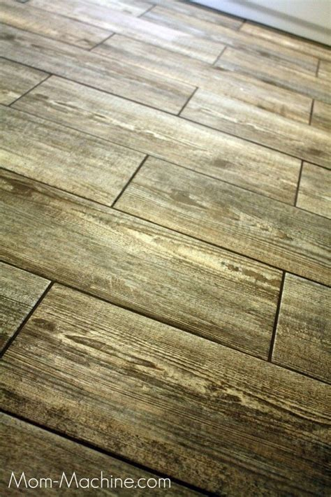 faux wood porcelain tile tile trim pinterest