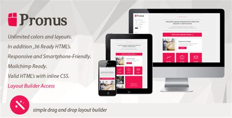 email layout builder 10 best html email template catalogs designssave com
