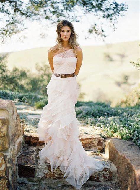 Denim Barn Jacket 20 Best Country Chic Wedding Dresses Rustic Amp Western