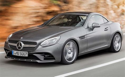 mercedes in mercedes amg slc 43 launched at rs 77 50 lakh ndtv