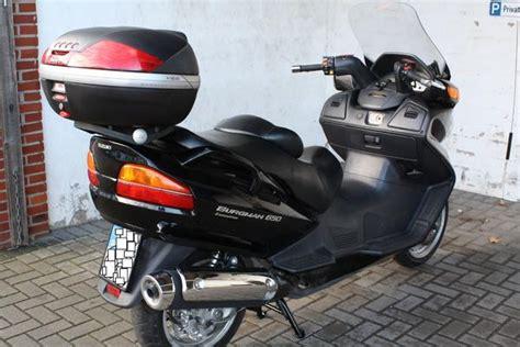 Suzuki Motorroller Gebraucht Kaufen by Motorroller Suzuki Burgman 650 Abs In Sch 246 Nberg Suzuki