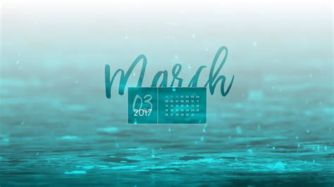 wallpaper for desktop 2017 march 2017 desktop calendar wallpaper paper leaf