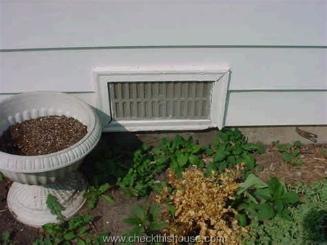 house vents crawlspace venting or not still a dilemma checkthishouse