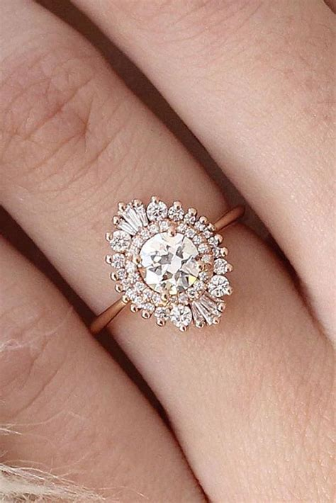 39 Vintage Engagement Rings With Stunning Details   ring