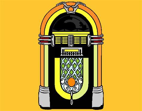 mil anuncioscom anuncios de maquina discos antigua dibujo de m 225 quina de discos de lo a 241 os 50 pintado por
