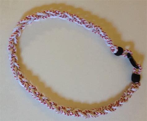 T01 218 Titanium Necklaces baseball stitch titanium germanium necklaces dph custom pins