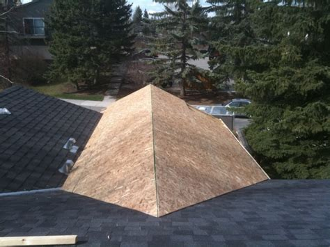 the quot l quot shaped house carpentry three porches wrap up tying a patio roof into existing house carpentry