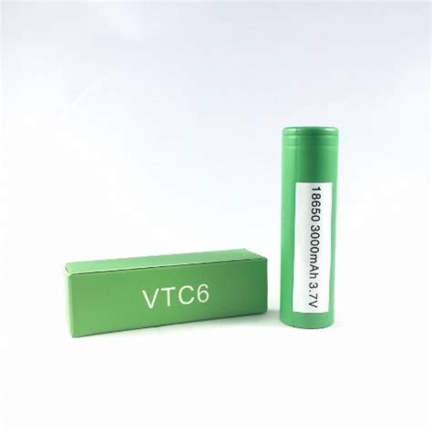 Battery 18650 Sony Vtc6 sony vtc6 18650 30a