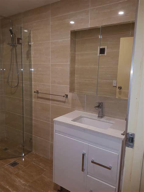 bathroom renovations nsw bathroom renovation sydney professionals luke s bathroom