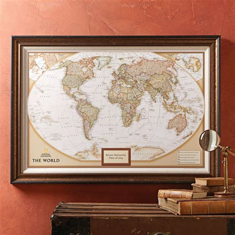 map my world national geographic my world personalized map