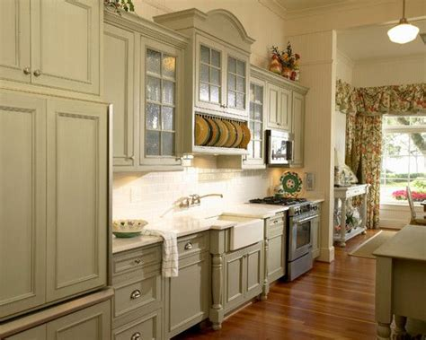 Light Green Kitchen Cabinets Kitchen Home Sweet Home