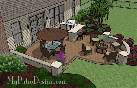 My Patio Design Patio For Backyard Entertaining Patio Designs And Ideas