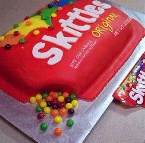 Skittles Decorations by Skittle Cake Decorating Idea Dessert Cake S