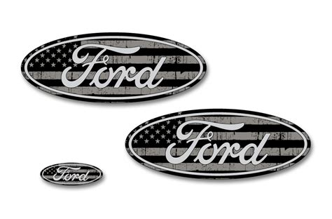 Ford F150 Emblems by Ford Emblem Overlay Decals 2017 2018 2019 Ford Price