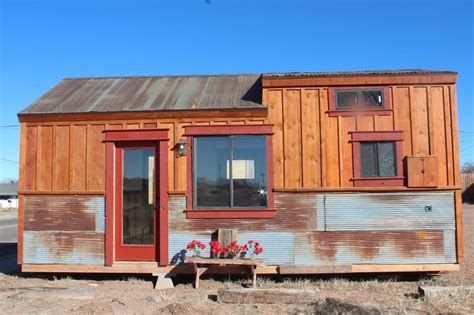 Small Homes On Skids 288 Sq Ft Tiny House On Skids By Clear Creek Tiny Homes