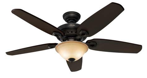 52 Quot Black Ceiling Fan Fairhaven 53032 Hunter Fan