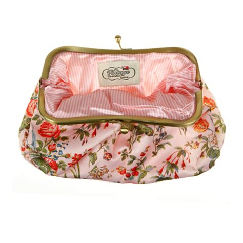 make up bag with sections the vintage cosmetic company make up bag feelunique com