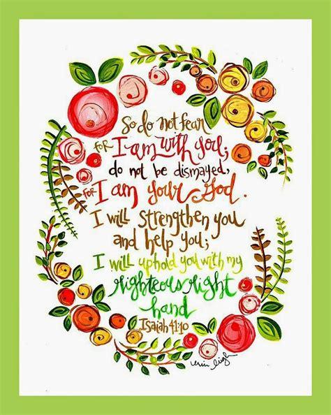 printable verse art sunday scripture printable isaiah 41 10 robins
