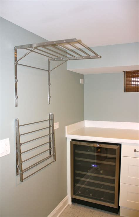 laundry room drying racks ikea grundtal drying racks laundry room must if the wine fridge comes with it