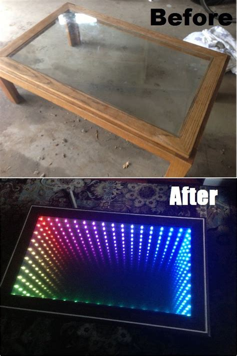 infinity mirror project 17 best images about room perfection on