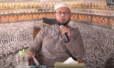 Biografi Ustadz Riyadh Bajrey | hukum demonstrasi menurut doktor ahli fiqih alumni al