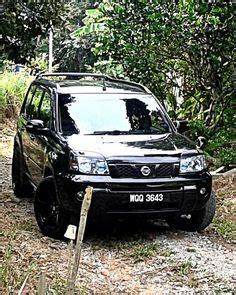 modifikasi nissan x trail hitam cars from datsun