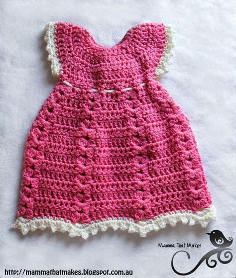crochet dress pattern free pinterest 17 best images about crochet baby dresses on pinterest