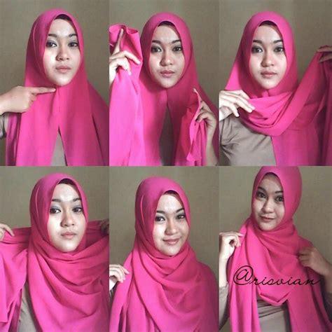 1 video tutorial hijab pashmina simple tutorial hijab pashmina simple dan modis jinglepuff butik