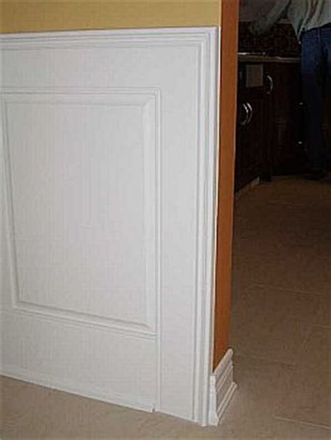 Wainscoting Outside Corner by Elite Trimworks Inc Store For Wainscoting