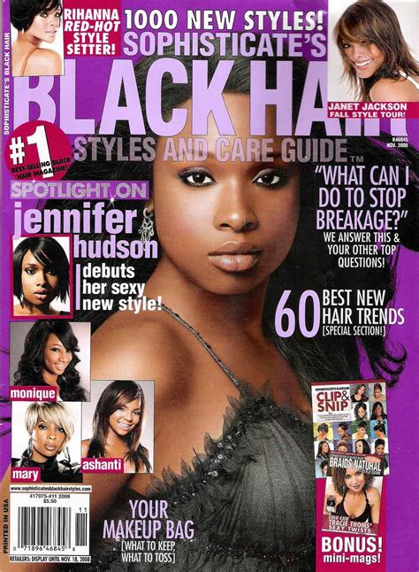 Sophisticated Black Hairstyles Magazine by Sophisticates Black Hairstyles Magazine Black