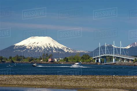 fishing boats for sale in sitka alaska mt edgecumbe towers above sitka alaska as fishing boats